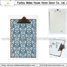 Customized Wholesale A4 Metal Clipboard
