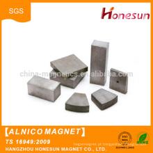 Produção profissional Top Quality sinterizado bloco de imã AlNiCo