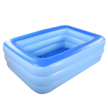 Blow Up Rectangle Children Pool