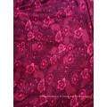 Tissu tricot tissu fleur fille robe prix raisonnable