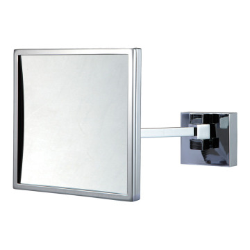 Brazos cuadrados que extienden el espejo del baño