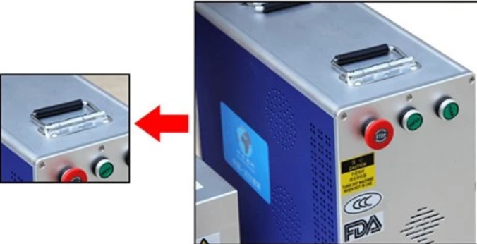fiber button