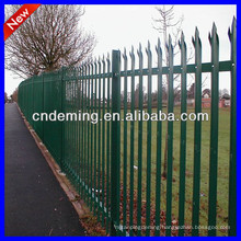 cold rolled palisade fencing