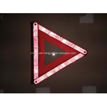 CE Warning Triangle Set with Safety Vest