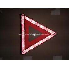 Conjunto de triángulo de advertencia CE con chaleco de seguridad