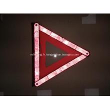 Triangle de signalisation avec gilet de sécurité CE