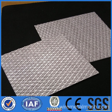 Panel optik aluminium tahan api