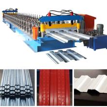 New Steel Floor Deck Roll Forming Machine Rollformer