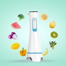 Esterilizador de alimentos purificador de frutas y verduras