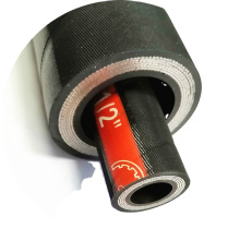 Top quality high temperature resistant spiral hydraulic rubber industrial hose