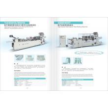 Rolo de saco de esterilização médica que faz a máquina