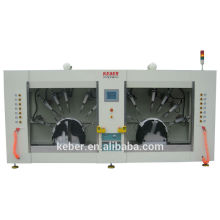 Marcado CE máquina de soldadura por ultrasonidos para la cubierta de rueda automática