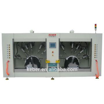 Máquina de solda ultra-sônica da marcação do CE para a tampa auto da roda