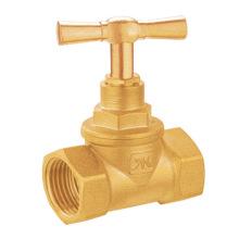 J4002 Válvula de vedação de bronze válvula de ângulo de latão / válvula de globo de latão