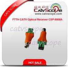 FTTH CATV Receptor Óptico Csp-9008A / Receptor Casa / Reveriver Home Pequeno /
