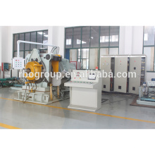 550 Continuous Rotary Extrusion Line for Copper Busbar