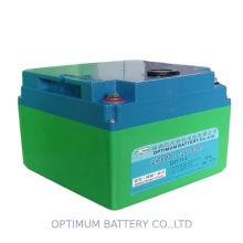Lithium Iron Phosphate Batteries Pack 12v-30ah For Mini Hev Start Up