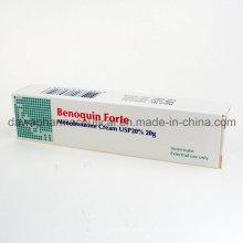 Blanqueamiento piel uso Monobenzone de medicina para el Vitiligo