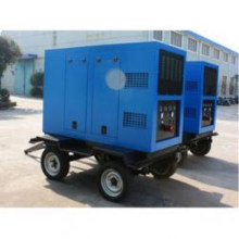250KW Trailer Generator with Cummins Engine