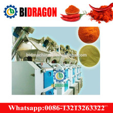 Hot sale chili powder making machine for India