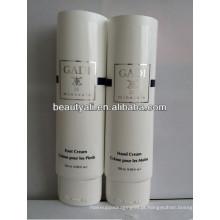 Embalagem de cosméticos Tubo de plástico LDPE