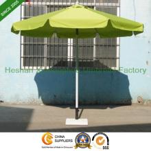 3m ronde en Aluminium Patio Jardin parapluies pour les meubles extérieurs (PU-0030)