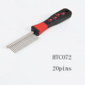 household color pet comb