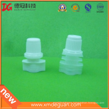 Single Double Groove 8mm PE Spout Screw Cap