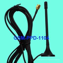 Antena de goma del G / M (GSM-PPD-1104)