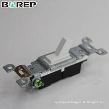 YGD-001 Interruptor de pared estilo americano material eléctrico americano PC