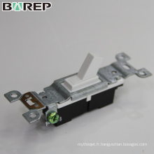 YGD-001 American électrique PC matériau attrayant interrupteur mural