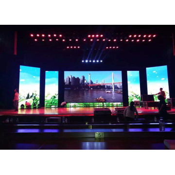 Energy saving Rental LED Display for Stage