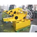 Máquina automática de corte de metal de cocodrilo de acero inoxidable