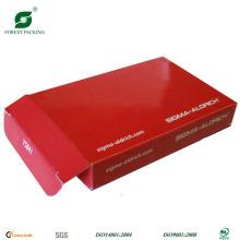 Новый дизайн коробки для гофрированной бумаги