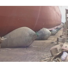 boat salvage airbags and lifting pontoon