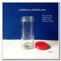 1260ml Glass Honey Candy Jar with Plastic Cap
