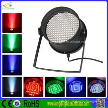 Hot 183 RGB led par light for wedding background decoration