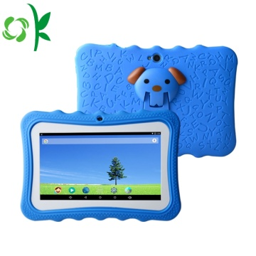 Custodia in silicone impermeabile per iPad con custodia