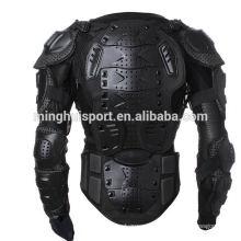 Hommes Moto Moto De Protection Corps Armure Blindage Armure Garde Vélo Vélo Vélo Équitation Biker Motocross Gear (X-Large)
