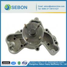 Precision casting engine water pump