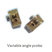 Détecteur d'angle variable, transducteur à ultrasons en acier, sonde à faisceau droit (GZHY-Probe-002)