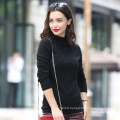 100% Cashmere Sweater Lady′s Knitted Apparel for Winter
