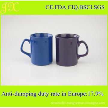 China Factory Wholesale 10oz Stoneware Coffee Mug