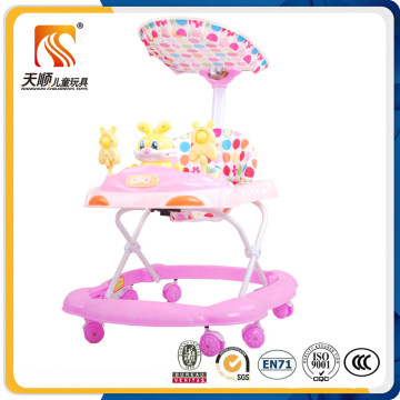2016 New Model Outdoor Baby Walker with Canopy