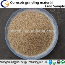 Factory supply good quality renewable 16 mesh abrasive corncob
