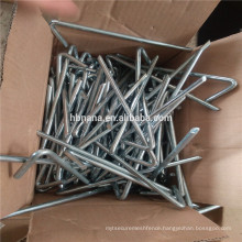 Galvanized Steel Tent Pegs / Garden Stakes / Stainless Steel Tent Pegs  Iron tent pegs for large tent