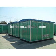 Centro de transformación prefabricado