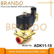 Válvula solenoide CKD tipo 1/2 '' ADK11-15A / 15G / 15N