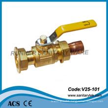 Brass Gas Ball Valve (V25-101)