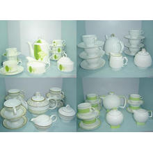 Fine Bone Coffee Set, Bone China, Fine Bone China
